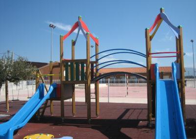 10. Parque infantil