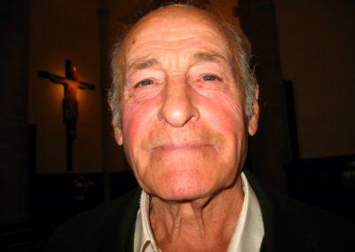 2. Anciano en su vida cotidiana. Alba Baztan (Garinoain)