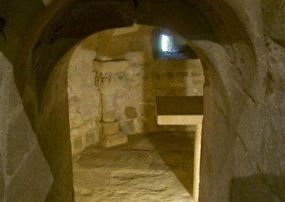 4. Cripta de la Iglesia de Orisoan. Elena Arrieta (Pamplona)