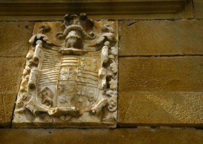 Foto testigo escudo Sociedad. ATXU AYERRA (Tafalla)