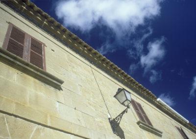 I RALLY. Casa-palacio Olzamendi (Sociedad). Jose Castells (Pamplona)