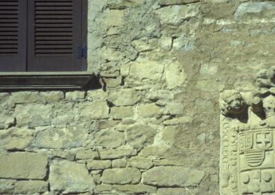I RALLY. Escudo Casa de Aranaz. Jose Castells (Pamplona)
