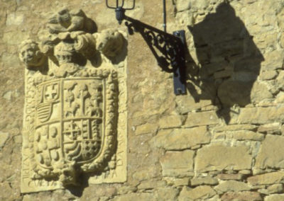 I RALLY. Escudo de Casa Aranaz. ANTONIO ALVAREZ (Pamplona)