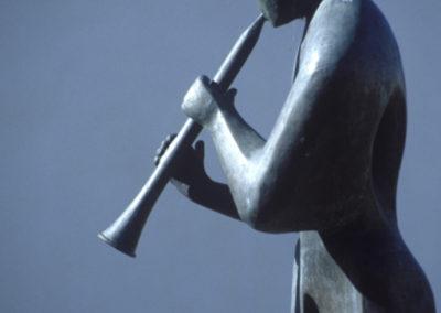I RALLY. Monumento al Maestro Turrillas. ANTONIO ALVAREZ (Pamplona)