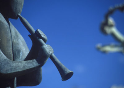 I RALLY. Monumento al Maestro Turrillas. Jose Castells (Pamplona)