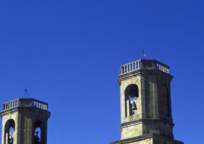 I RALLY. Torres de la iglesia. JAVIER ZUBIRI (Tafalla)