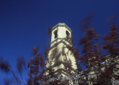 I RALLY. Torres de la iglesia. Jose Castells (Pamaplona)