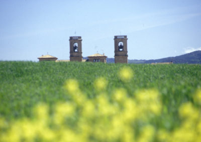 II RALLY. Cuatro torres. INIGO LAZCOZ (Pamplona)