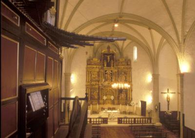 II RALLY. Iglesia de Santa Maria. Lander Goni