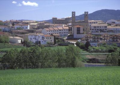 II RALLY. Panoramica del pueblo. Lander Goni