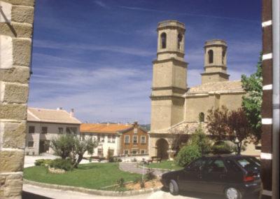 II RALLY. Plaza de Santa Maria. Lander Goni