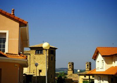 Nuevos barrios.MIKEL SENOSIAIN (Tafalla)