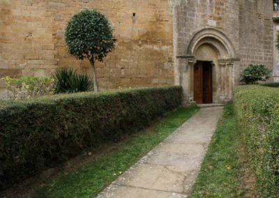Prueba 1. Iglesia de Olleta. CARLOS ARRIBAS. Tafalla