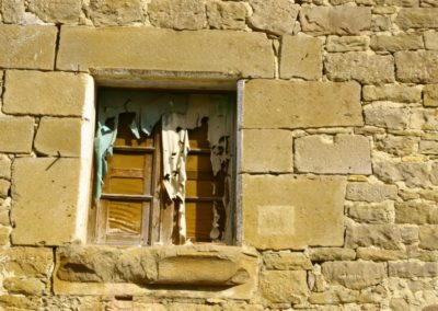 Prueba 6. Casa de piedra. ATXU AYERRA (Tafalla)