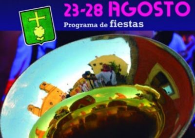 Cartel Fiestas 2012