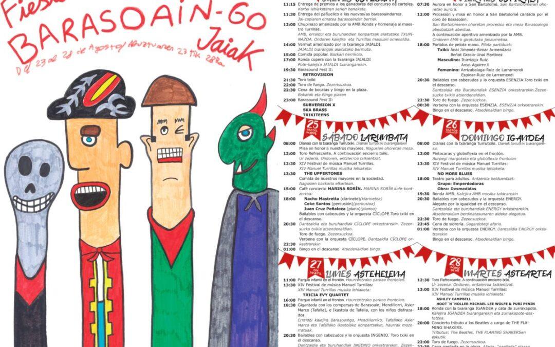 Programa de fiestas 2018.