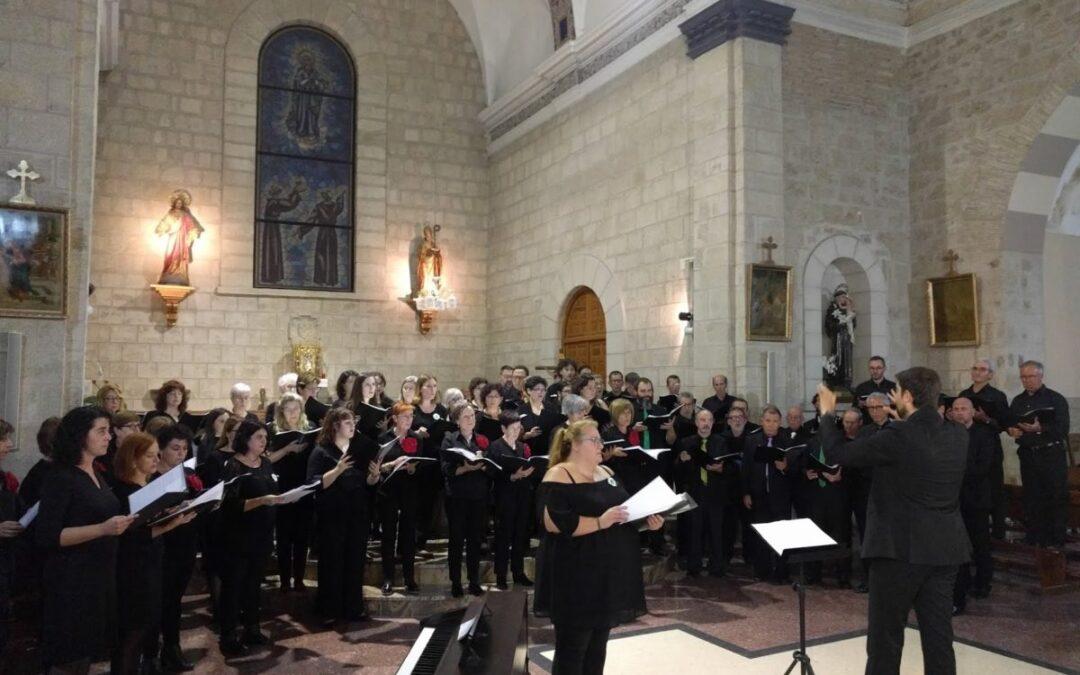 VI Encuentro de coros ciudad de «Caspe»