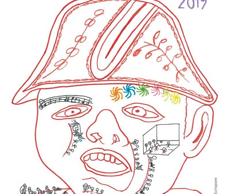 Programa Fiestas de Barasoáin 2019