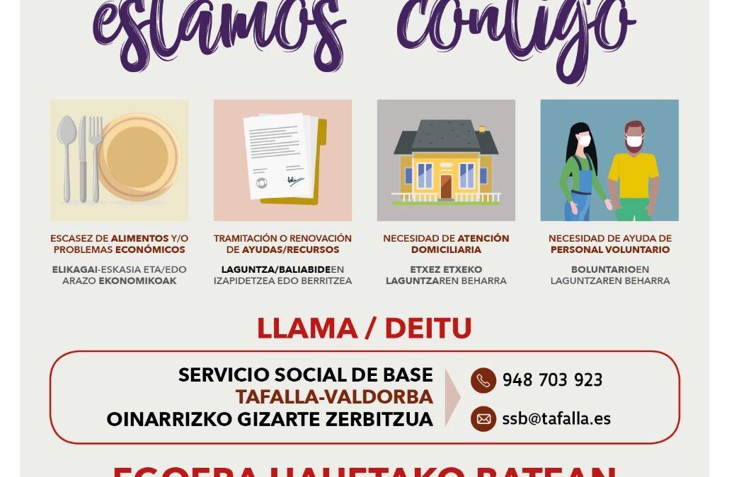 Servicio Social de Base de Tafalla