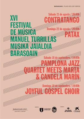 XVI Festival Manuel Turrillas 2021